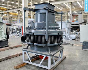 Spring Cone Crusher
